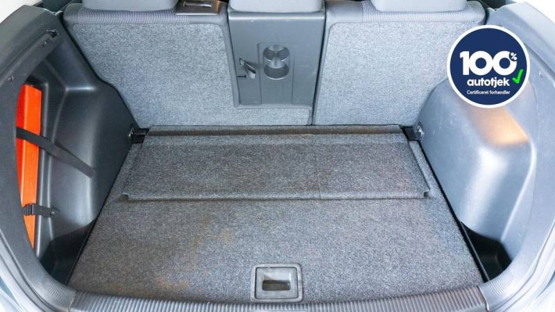 Golf Plus 1,6 TDi 105 Comfortline BM 5d, Grå
