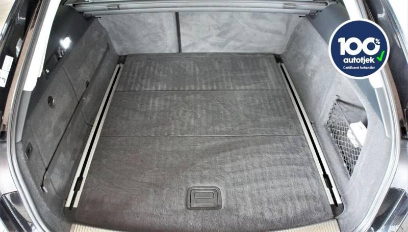 A6 3,0 TDi 218 Avant S-tr. 5d, Sortmetal