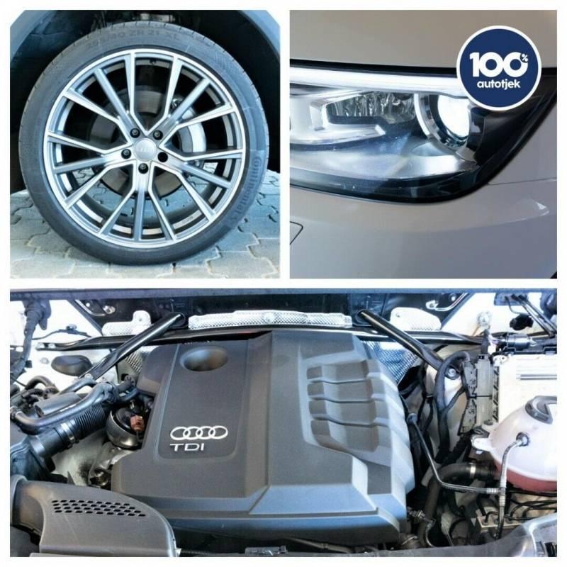 Q5 2,0 TDi 190 Sport quattro S-tr. 5d, Hvid