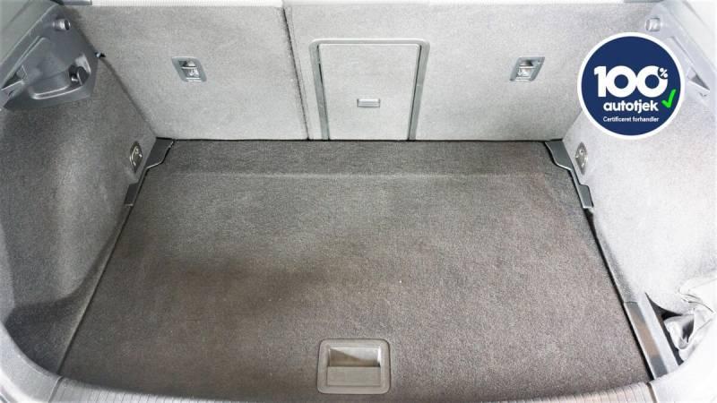 Golf VII 1,4 TSi 122 Comfortline BMT 5d, Blå