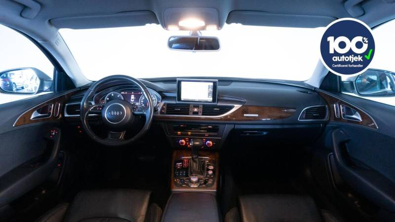 A6 3,0 TDi 245 quattro S-tr. 4d, Koksmetal